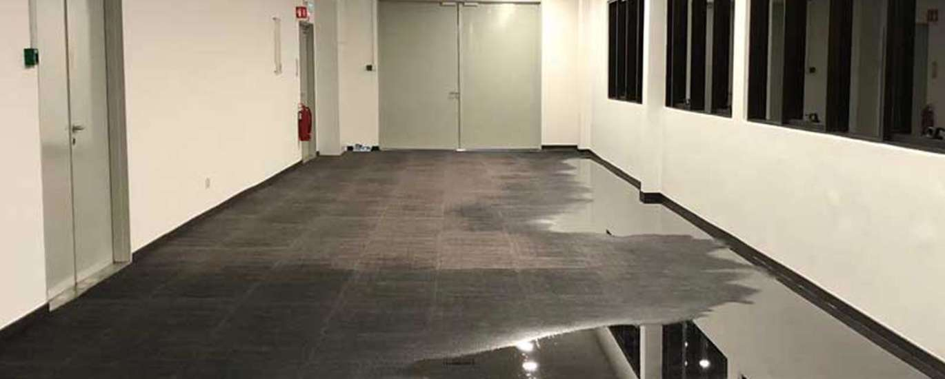 Business Water Damage Insurance Claims