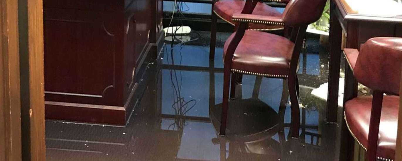 Government Building Flood Damage Insurance Claims